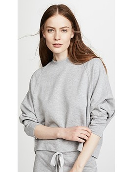 Raglan Crew Pullover by Theory