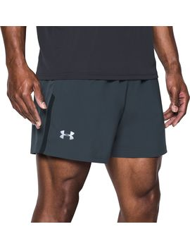 Under Armour Men's 5'' Launch Running Shorts by Under Armour