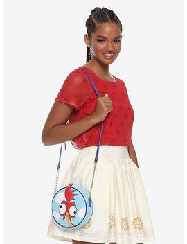 Her Universe Destination Disney Moana Hei Hei Crossbody Bag by Hot Topic