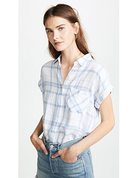 Mia Button Down Shirt by Rails