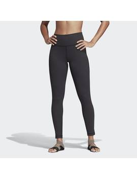 Believe This High Rise Wanderlust Tights by Adidas