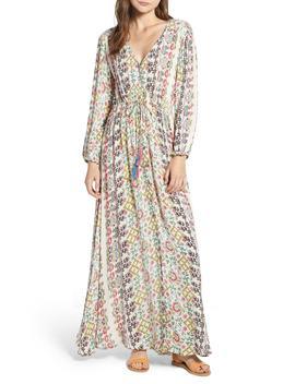 Yasmin Print Maxi Dress by Raga