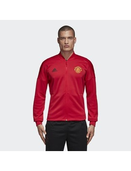 Manchester United Adidas Z.N.E. Jacket by Adidas