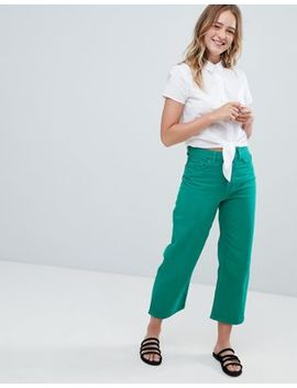 Monki Wide Leg Jeans by Monki