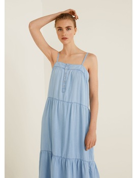 Robe Denim Soft by Mango