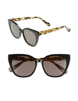 Blanc & Eclare Monaco 54mm Cat Eye Sunglasses by Blanc And Eclare