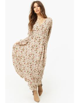 ditsy-floral-print-maxi-dress by forever-21