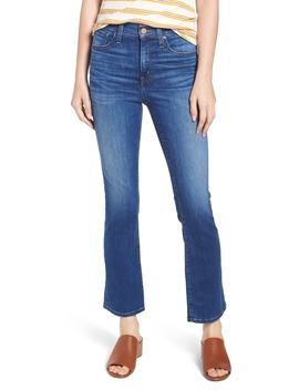 crop-flare-jeans by caslon®
