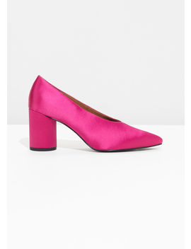 Satin Pumps by & Other Stories