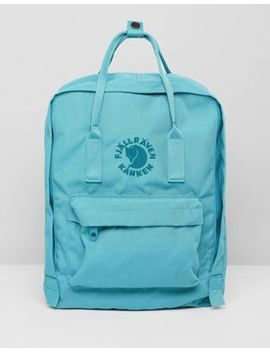 Fjallraven   Re Kanken   Sac à Dos   Bleu Lagon by Fjallraven