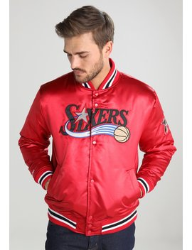 Nba Philadelphia 76 Ers Jacket   Træningsjakker by Mitchell & Ness