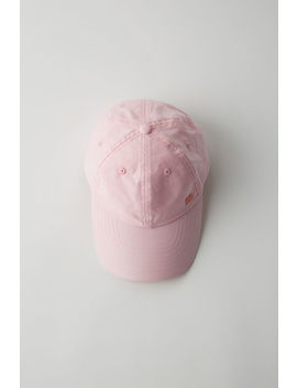 Baseball Cap Light Pink by Acne Studios
