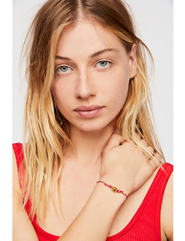 Gold Shell Bracelet by Free People