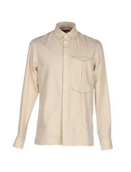 Qasimi Solid Color Shirt   Shirts U by Qasimi