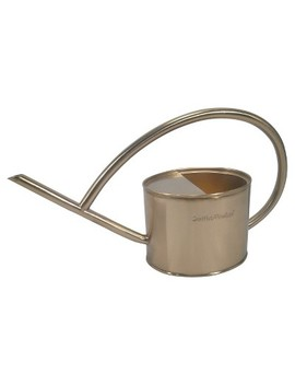 Stainless Steel Watering Can   Brass   Smith & Hawken™ by Shop Collections