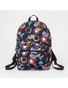 """Nasa 17"""" Kids' Backpack   Black by Nasa"""