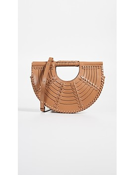 Melora Half Moon Tote by Ulla Johnson