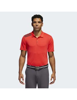 Essentials 3 Stripes Polo Shirt by Adidas