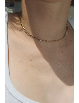 Gold Chain Necklace by Brandy Melville