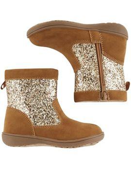 Carter's Glitter Boots by Carter's