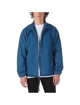 Torrey Indigo Jacket by Vans