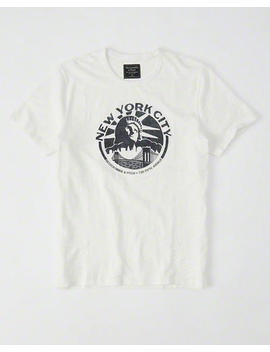 New York City Tee by Abercrombie & Fitch