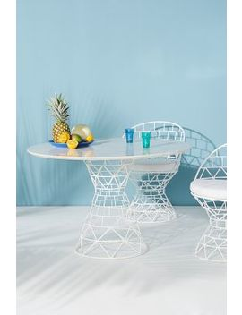 Desi Dining Table by Anthropologie
