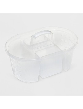 Bathtub Caddy Clear   Room Essentials™ by Shop This Collection