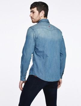 חולצת ג'ינס Western עם כיסים by Castro