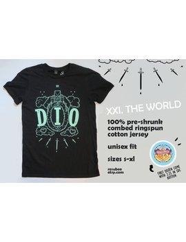 Dio Brando's World Tshirt by Etsy