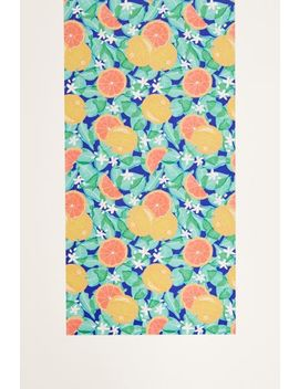 Camilla Perkins Citrus Blossom Wallpaper by Camilla Perkins