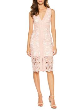Heather Lace Dress by Bardot
