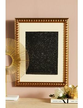 Black Glitter Wall Art by Artfully Walls