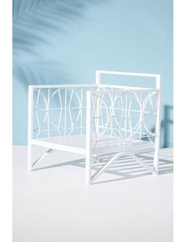 Poolside Indoor/Outdoor Chair by Tracey Boyd
