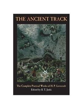 Ancient Track : The Complete Poetical Works Of H. P. Lovecraft: By Lovecraft,... by Ebay Seller