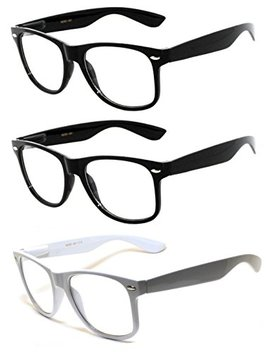 Owl   Non Prescription Glasses For Women And Men   Clear Lens   Uv Protection by Online Welcome