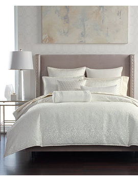 Plume King Duvet Cover, Created For Macy's by Hotel Collection