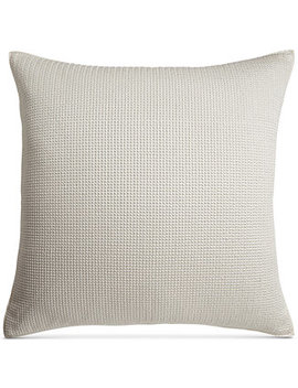 Plume European Sham, Created For Macy's by Hotel Collection