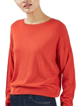 Crewneck Sweater by Topshop