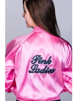 Pink Ladies Jacket Multiple Sizes Available by Etsy