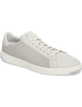 Grand Prø Perforated Low Top Sneaker by Cole Haan