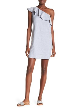 Alexanda Tierra One Shoulder Dress by Theory