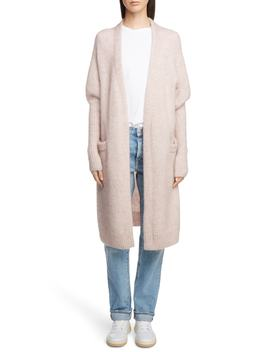 Long Knit Cardigan by Acne Studios