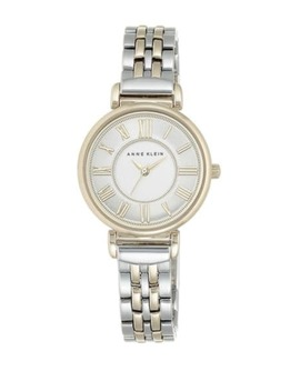 Ladies Leather Watch by Anne Klein