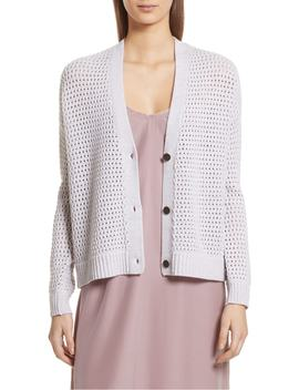 Merino Wool Cardigan by Atm Anthony Thomas Melillo