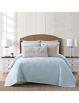 Oceanfront Resort Chambray Coast Collection by Bed Bath And Beyond