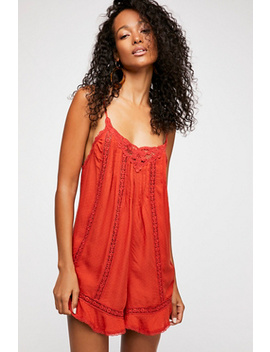 Florence Romper by Free People