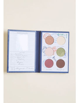 Besame Cosmetics Agent Carter Passport Shadow Palette by Besame Cosmetics