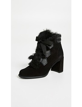 Wilmette Booties by Pedro Garcia