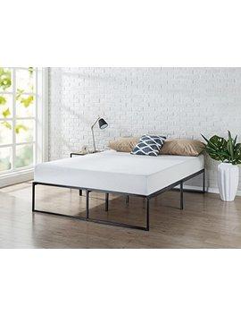 Zinus 14 Inch Platforma Bed Frame / Mattress Foundation / No Box Spring Needed / Steel Slat Support, Full by Zinus